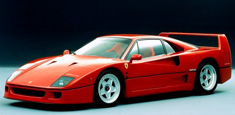 1987 - 1992 Ferrari F40 High Resolution Exterior - image 519627