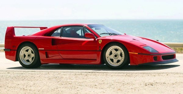 1987 1992 ferrari f40 car review top speed. Black Bedroom Furniture Sets. Home Design Ideas