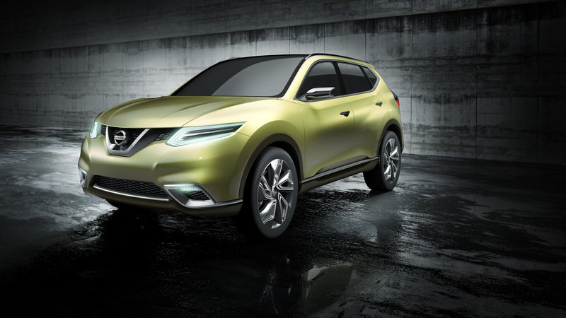 2012 Nissan Hi-Cross Concept High Resolution Exterior Wallpaper quality - image 519863