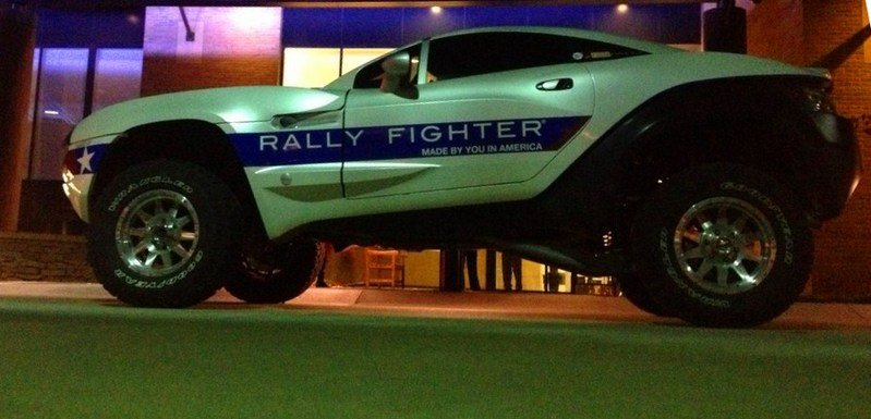 2013 Local Motors Rally Fighter