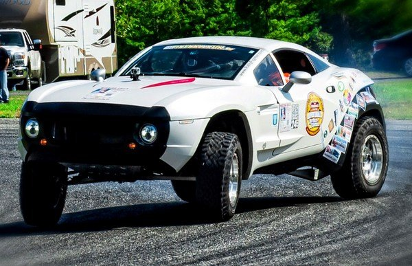 Local Motors Rally Fighter >> 2013 Local Motors Rally Fighter Review - Top Speed