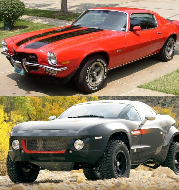The Gallery For Off Road Camaro