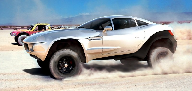 2013 Local Motors Rally Fighter High Resolution Exterior - image 520069