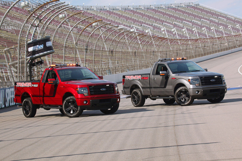 2014 Ford F-150 Tremor Pace Truck