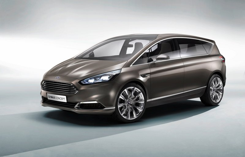 2014 Ford S MAX Concept