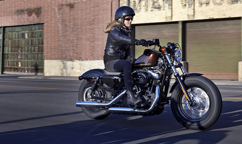 2014 Harley Davidson Forty-Eight Exterior - image 519501