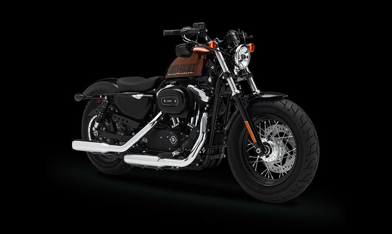 2014 Harley Davidson Forty-Eight
