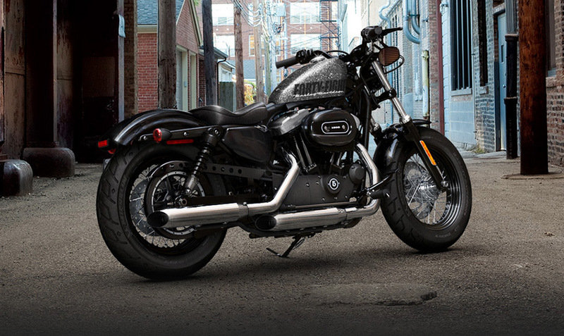 2014 Harley Davidson Forty-Eight Exterior - image 519505
