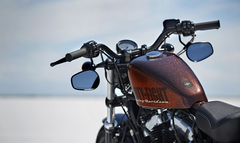 2014 Harley Davidson Forty-Eight Exterior - image 519496