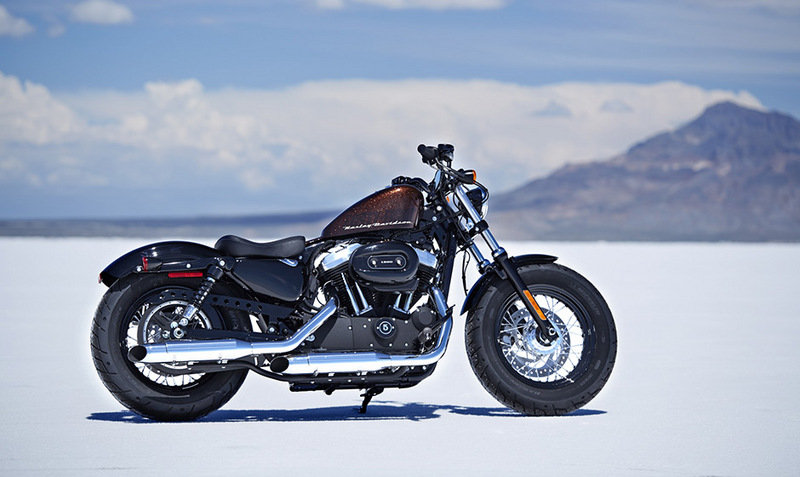 2014 Harley Davidson Forty-Eight Exterior - image 519498