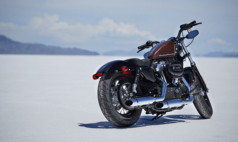 2014 Harley Davidson Forty-Eight Exterior - image 519499