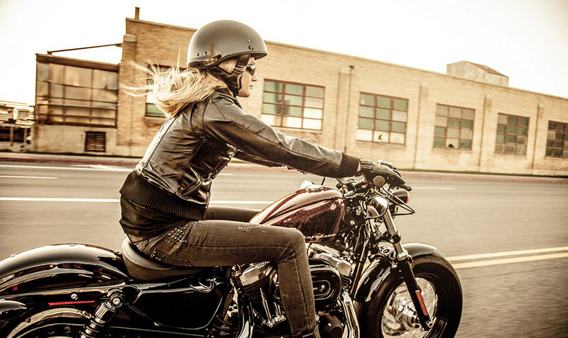 2014 Harley Davidson Forty-Eight Exterior - image 519500