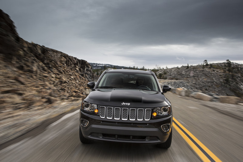 2014 Jeep Compass High Resolution Exterior - image 520827