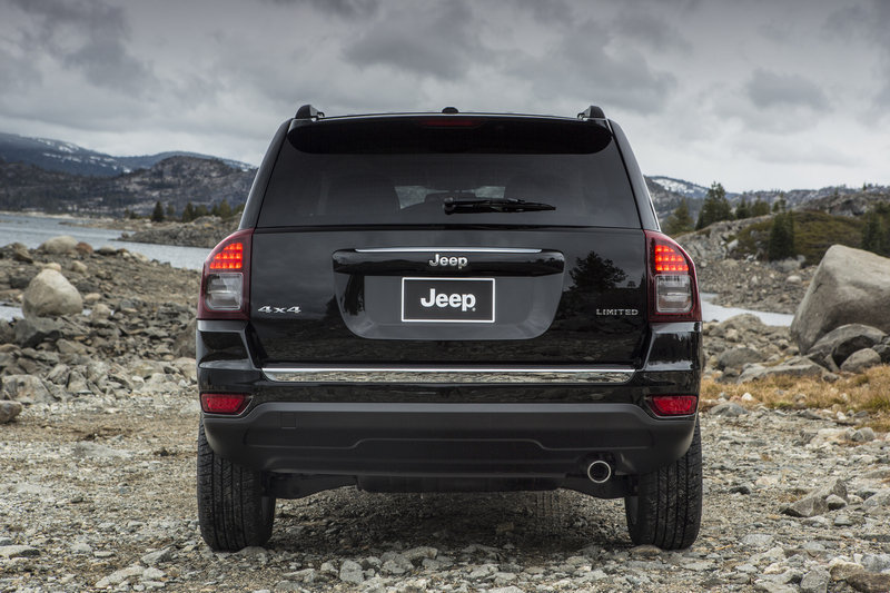 2014 Jeep Compass High Resolution Exterior - image 520817
