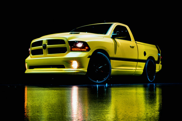 New Ford Trucks >> 2014 Ram 1500 Rumble Bee Concept Review - Top Speed