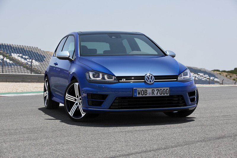 2014 Volkswagen Golf R Exterior Wallpaper quality - image 519434