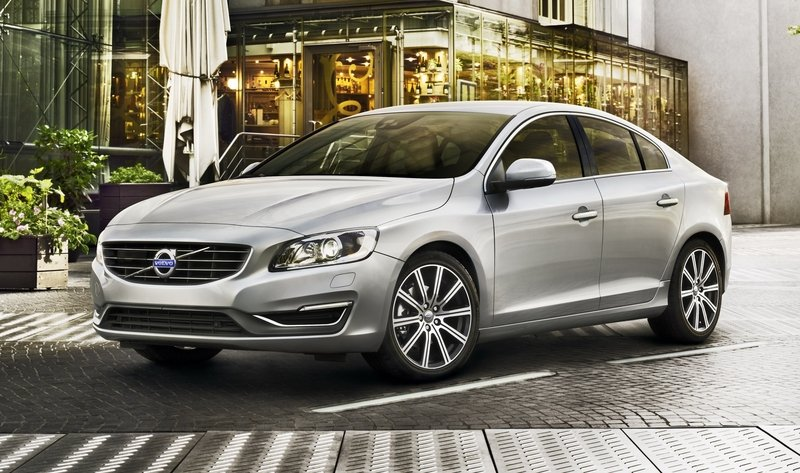 2014 Volvo S60 High Resolution Exterior Wallpaper quality - image 517805