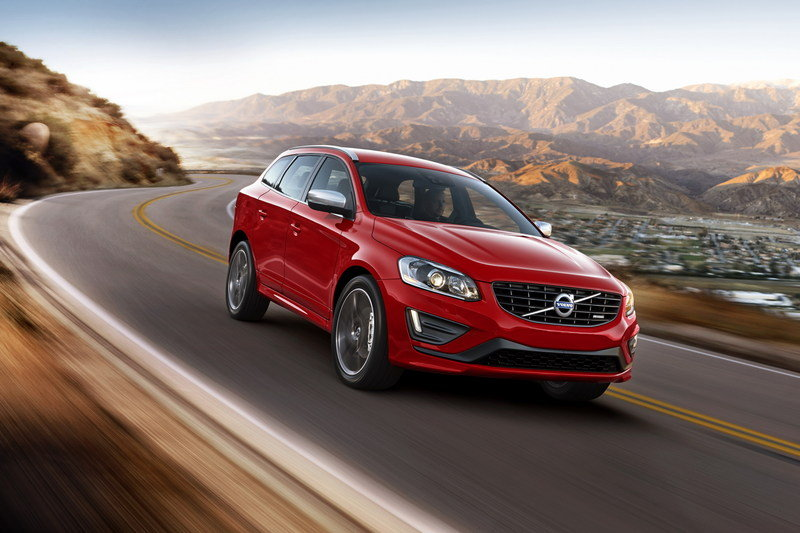 2014 Volvo XC60 High Resolution Exterior Wallpaper quality - image 517768