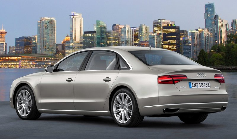 2015 Audi A8 L W12 High Resolution Exterior - image 519704