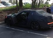 Spy Shots: 2015 Ford Mustang Caught in a Hotel Parking Lot - image 517817