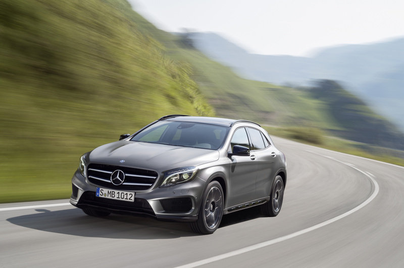 2015 Mercedes-Benz GLA-Class High Resolution Exterior Wallpaper quality - image 518827