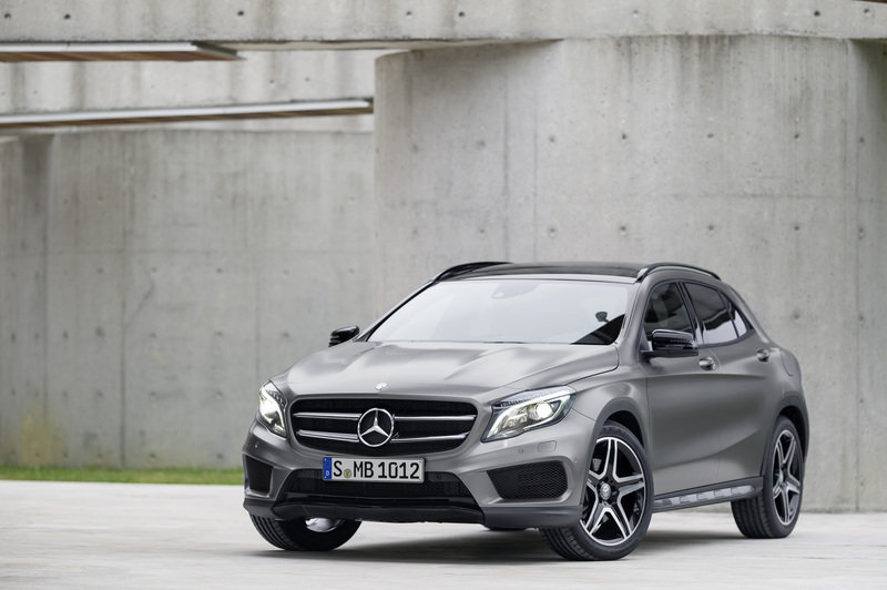 2015 Mercedes-Benz GLA-Class High Resolution Exterior - image 518828