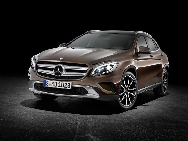 2015 Mercedes-Benz GLA-Class High Resolution Exterior - image 518816