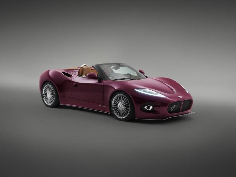 Spyker News And Reviews Top Speed