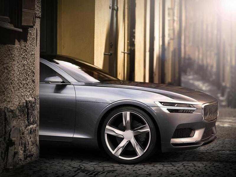 Video: Volvo's New Concept will be a Game Changer