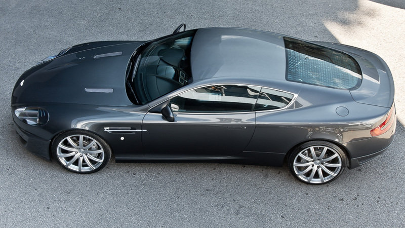2007 Aston Martin DB9 Signature edition by Kahn Design High Resolution Exterior - image 517715