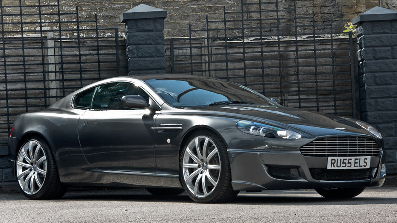 2007 Aston Martin DB9 Signature edition by Kahn Design
