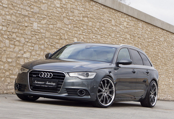 2011 2013 Audi A6 Avant By Senner Tuning Review Top Speed