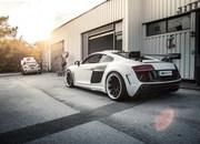 2014 Audi R8 PD-GT850 White Phoenix by Prior Design - image 518256