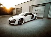 2014 Audi R8 PD-GT850 White Phoenix by Prior Design - image 518257