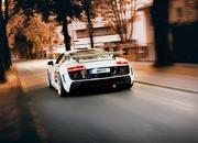 2014 Audi R8 PD-GT850 White Phoenix by Prior Design - image 518258