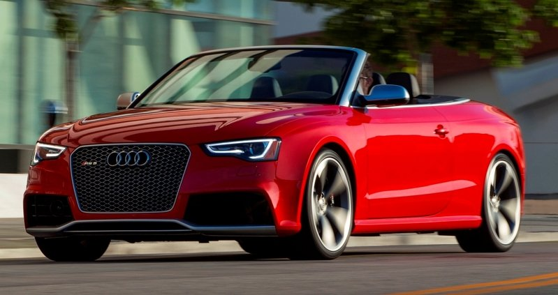2014 Audi RS5 Cabriolet High Resolution Exterior - image 520228