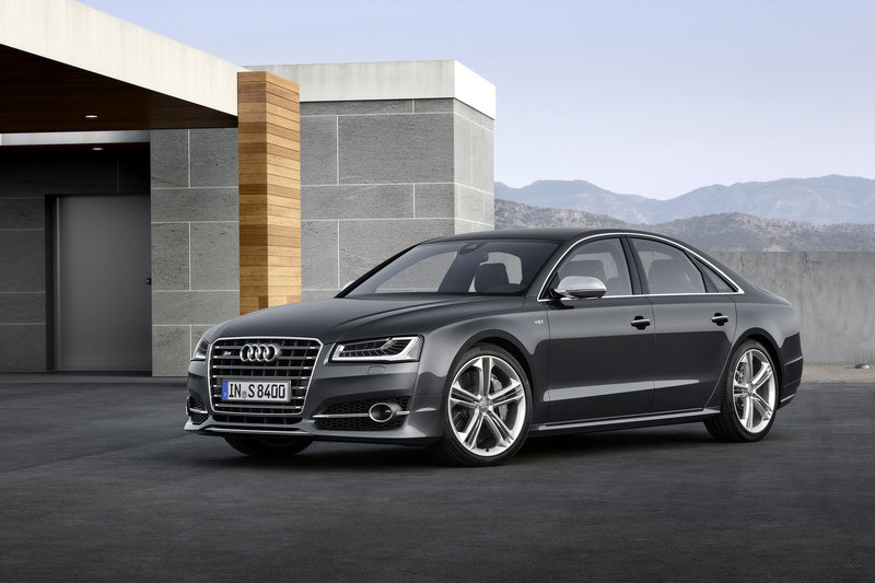 2015 Audi S8 High Resolution Exterior - image 519712