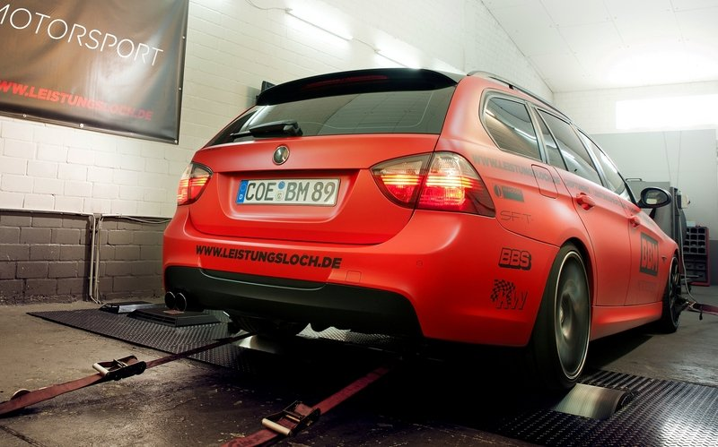 2006 - 2011 BMW E91 330d Touring by BBM Motorsport