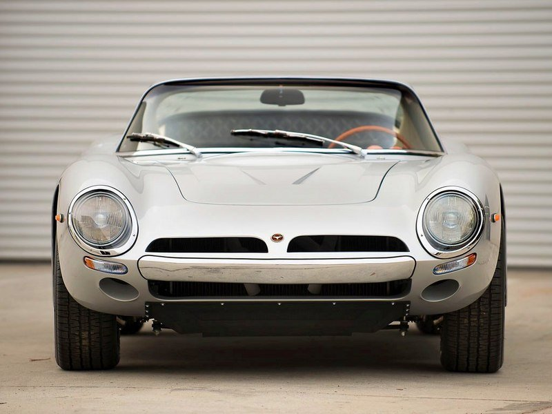 1965 Bizzarrini 5300 GT Strada Alloy High Resolution Exterior - image 520194