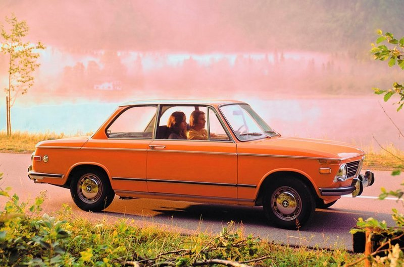 1972 - 1974 BMW 2002tii High Resolution Exterior - image 518316