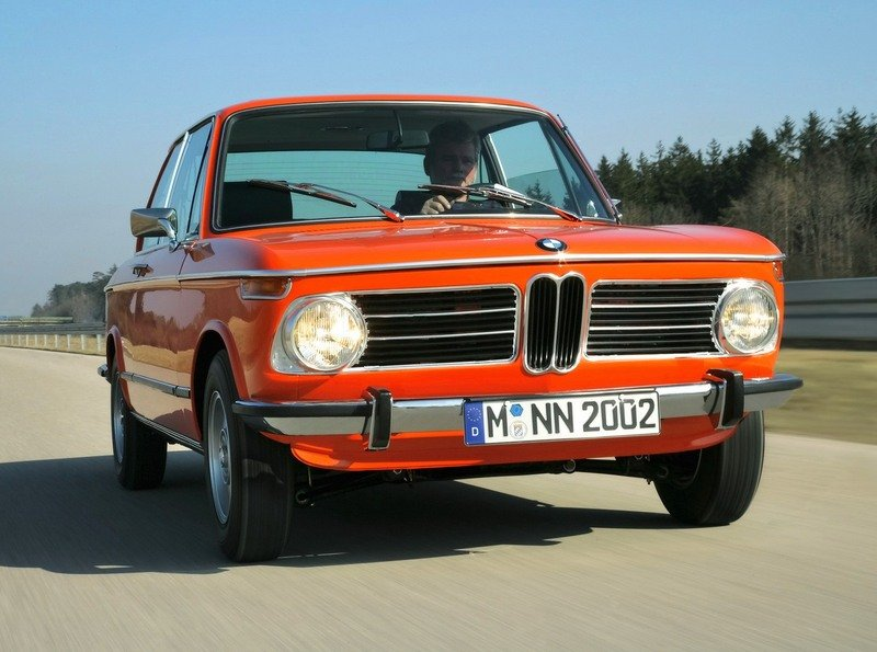 1972 - 1974 BMW 2002tii High Resolution Exterior - image 518309
