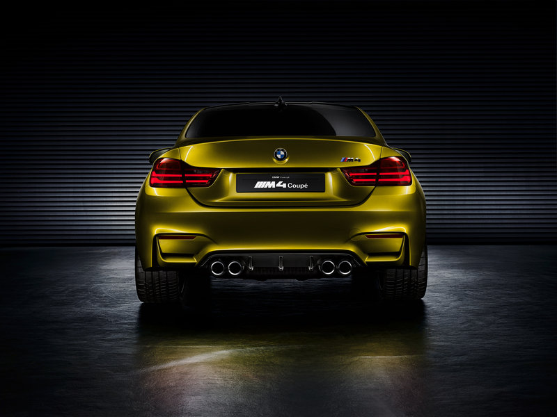 2014 BMW Concept M4 Coupe High Resolution Exterior - image 518937