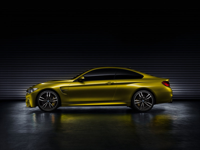 2014 BMW Concept M4 Coupe High Resolution Exterior - image 518938