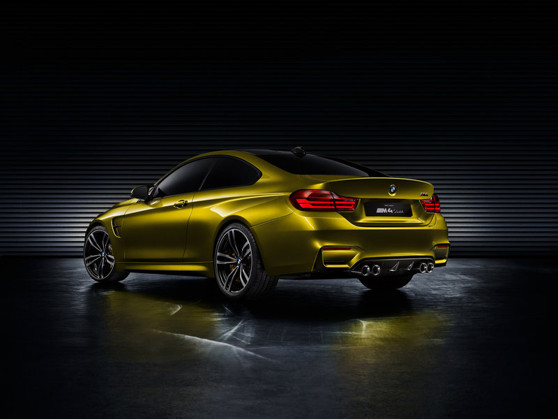 2014 BMW Concept M4 Coupe High Resolution Exterior - image 518929