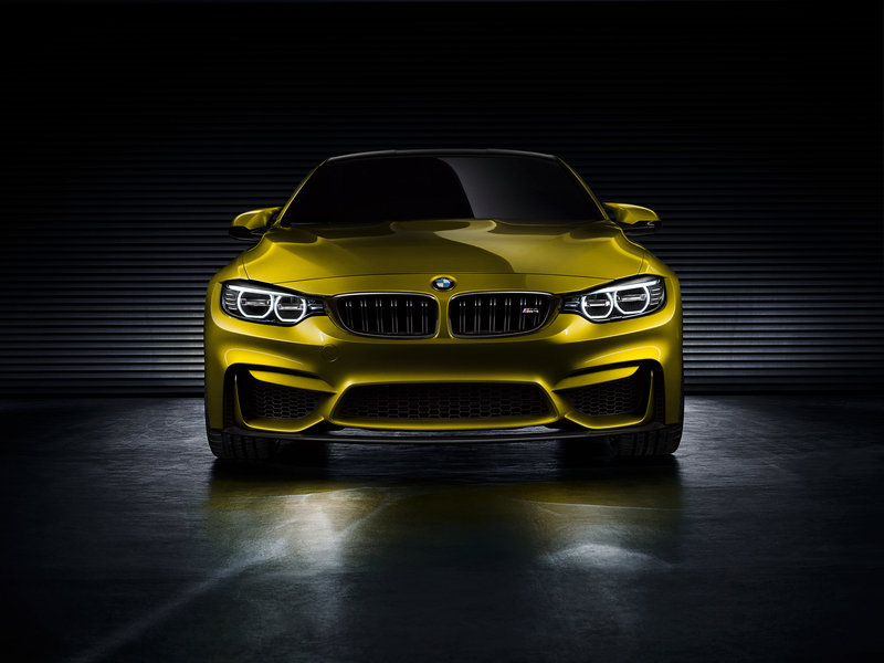 2014 BMW Concept M4 Coupe High Resolution Exterior - image 518935