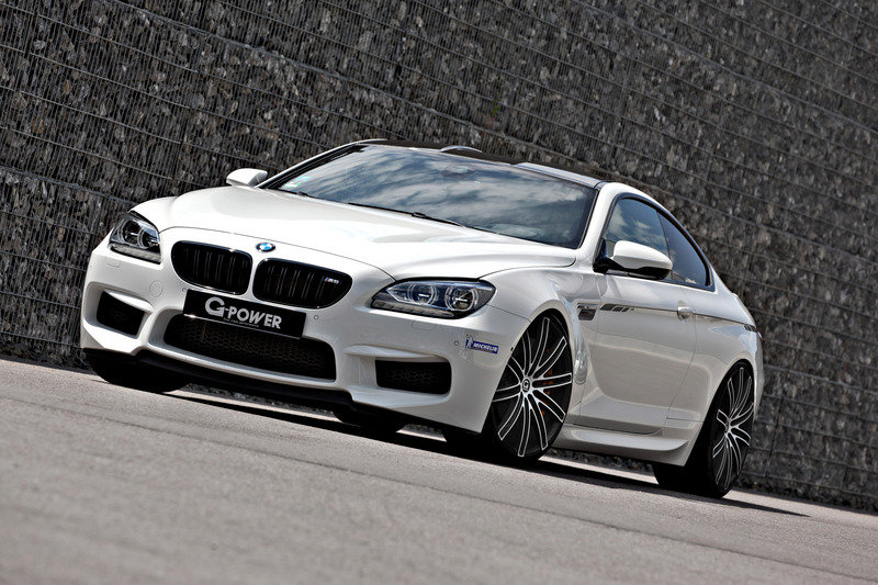 2013 BMW M6 Bi-Tronic III V2 by G-Power