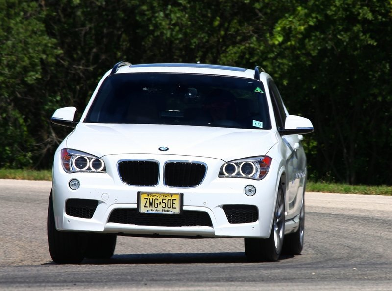 2014 BMW X1 M Sport sDrive28i High Resolution Exterior - image 517820