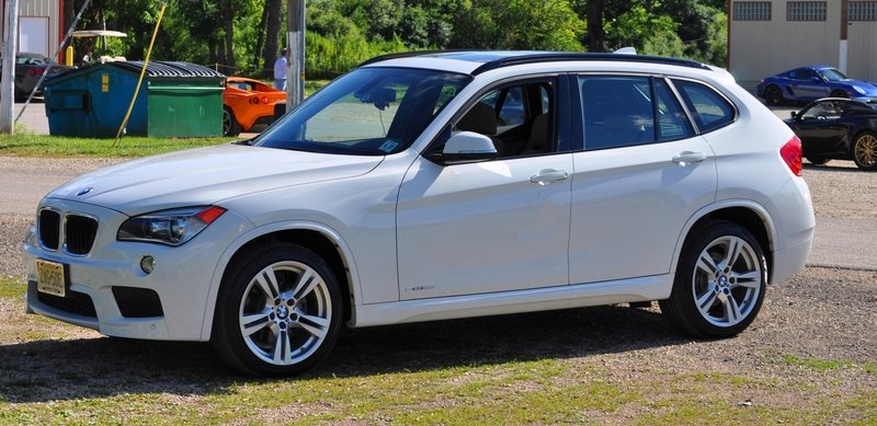 2014 BMW X1 M Sport SDrive28i Review - Top Speed
