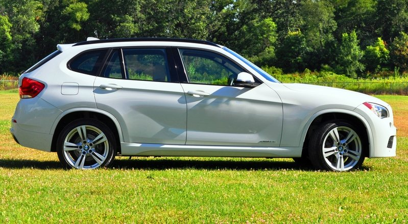 2014 BMW X1 M Sport sDrive28i High Resolution Exterior - image 517825