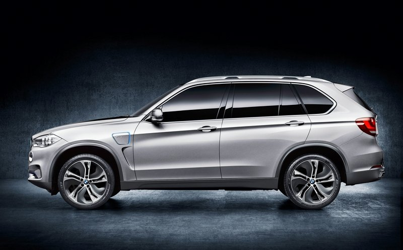 2013 BMW X5 eDrive Concept High Resolution Exterior - image 519764